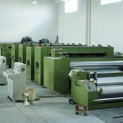 ZCJ-1000 Needle Punching Production Line
