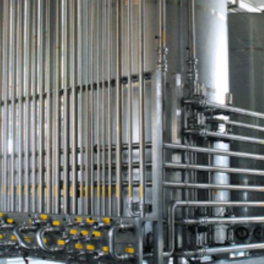 CIP System for Fermentation Shop