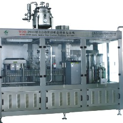 Gable Paper Box Packing Machine