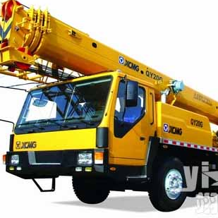 Truck crane QY20G