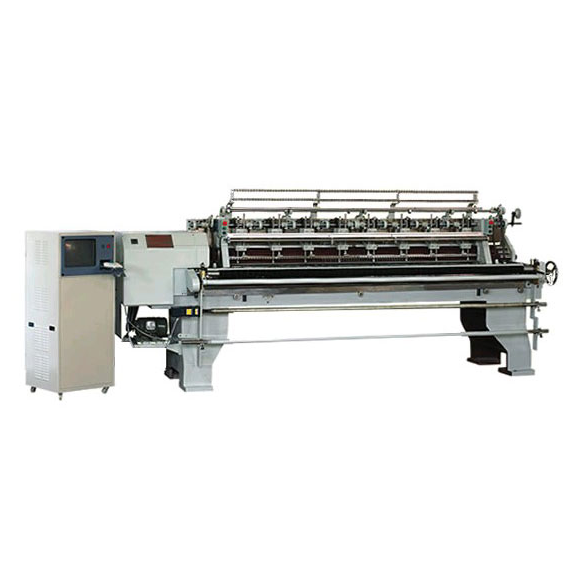 KWC MULTI-NEEDLE QUILTING MACHINES