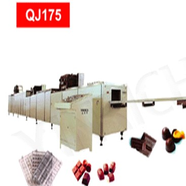 QJ175 Chocolate Depositing Line