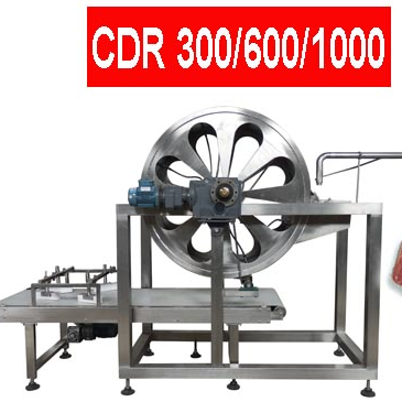 CDR Cooling Drum