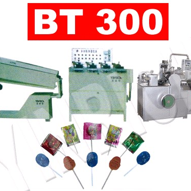 BT300 Die-formed Flat-type Lollipop Production Lin