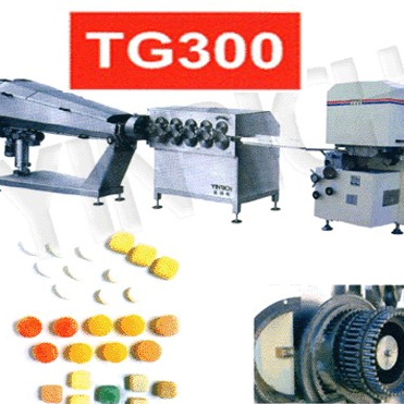 TG300 Die-formed Central-filled Hard Candy Production Line
