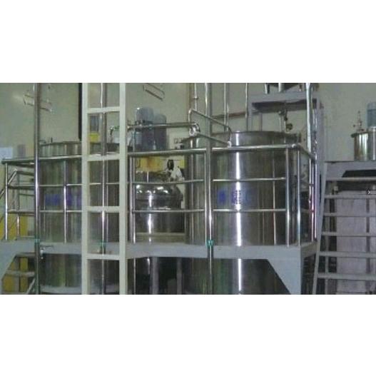 Vacuum Emulsifying System
