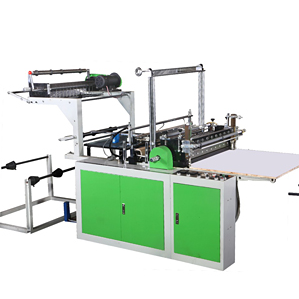 High Speed Computer-control Bag Making Machine Set