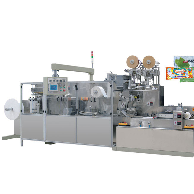DC-2030 Full automatically wet tissue making machine
