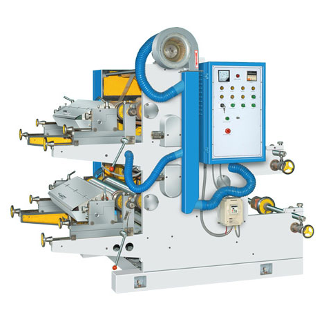 YT series Flexible relief printing machines