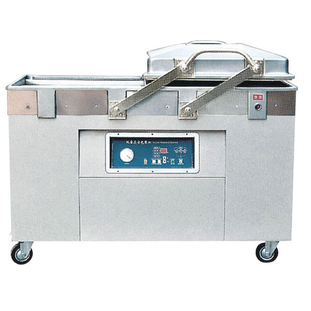 DZ double-chamber vacuum(gas filling) packager