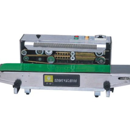 FR series continuous film sealing machines