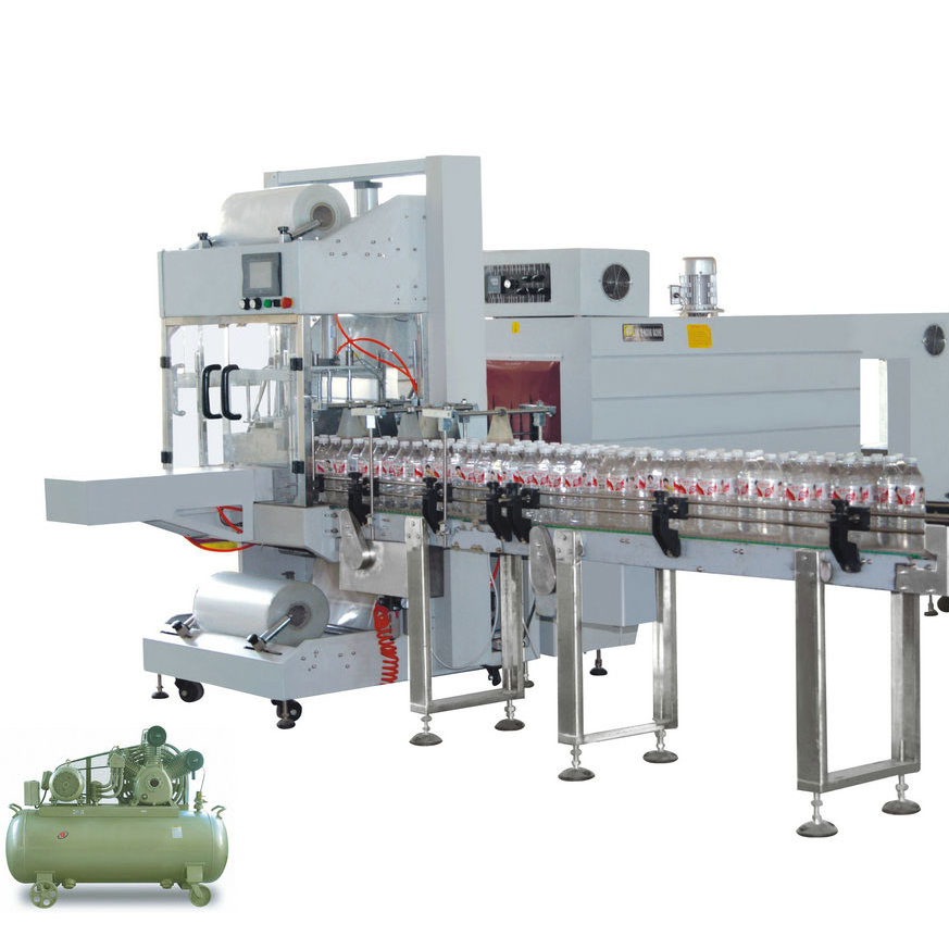 QSJ5040A Automatic sleeve wrapper