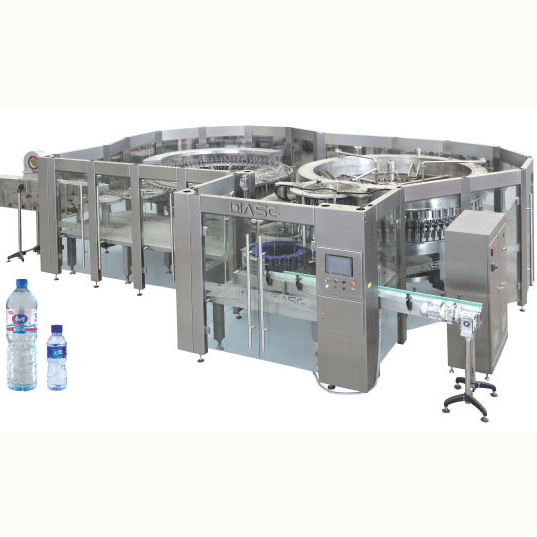 XGF Non-Carbonated Filling Line