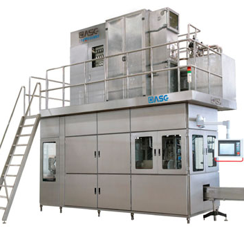 YWG Type Food Liquid High Speed Asceptic Filling Line