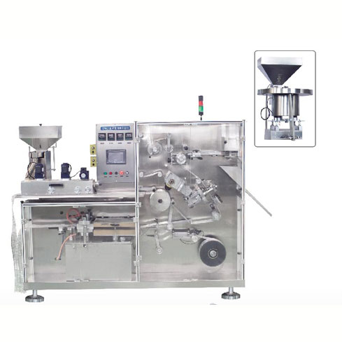 DPH-200E Blister packing machine