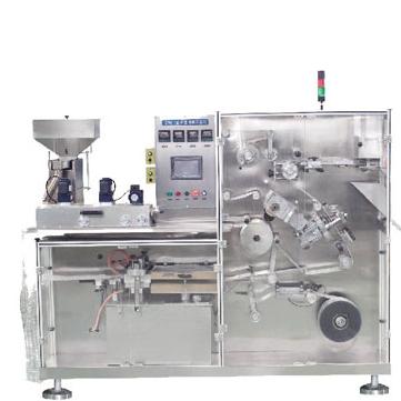 DPH-130E Blister packing machine