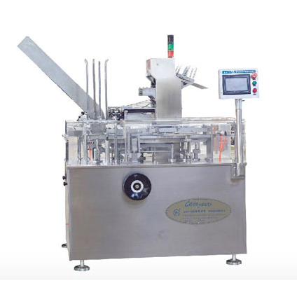 HDS 90 Multifunctional High Speed Cartoning Packing Machine