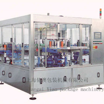 Opp labeling machine