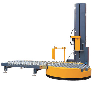 T1800FZ-PL Automatic Pallet Wrapper