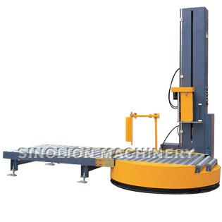 T1800FZ-PL Automatic Pallet Wrapper