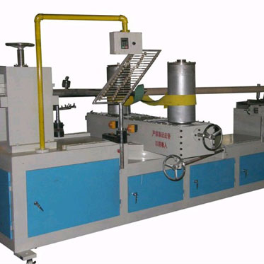 SJG-800-II Automatic Spiral Paper tube Machine for copper tape