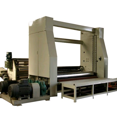ZWJ-1800 automatic paper slitting rewinding machine