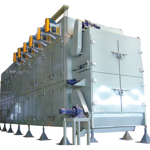 Muyang SKGD Series Multi Pass Convection Dryer