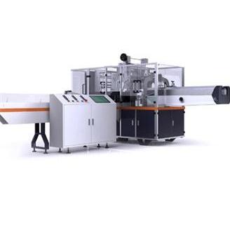 High speed Facial & napkin packing machine ZB300A