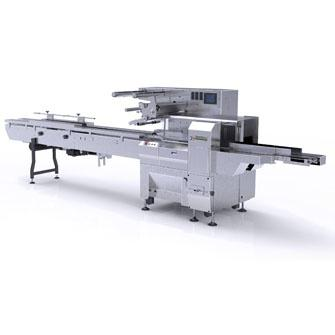 Double inverter paper roll packing machine ZB501E