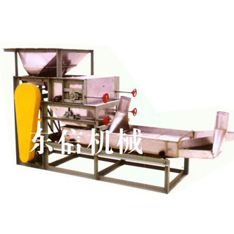 HBL-3 shelled peanut mixing machine
