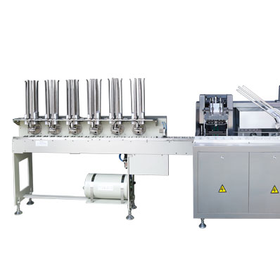 DZH-100A/B-K Multifunctional Automatic Cartoning Equipment