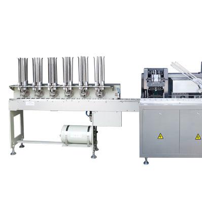 DZH-100A/B-K Multifunctional Automatic Cartoning Equipment