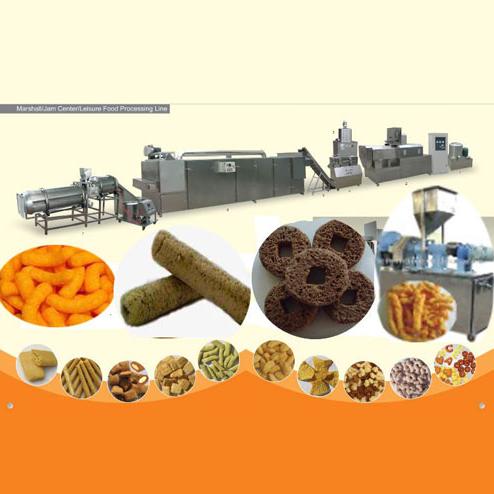 CY65-II leisure food processing line