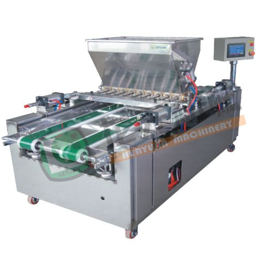 HYSDJ-600 Type Double Color Cake Machine