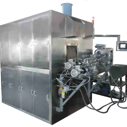 JTMC 1800 Core-poured Egg Roll Machine