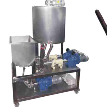 Conveyor and Slurry Molding Machine