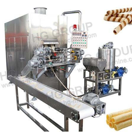 HWB Full automatic Multifunctional wafer stick machine