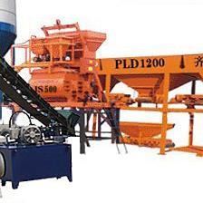 QT6-15 制砖机生产线