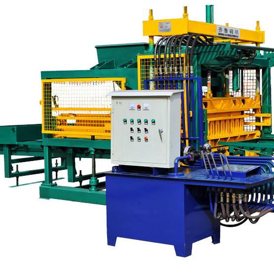 QT6-15A 制砖机