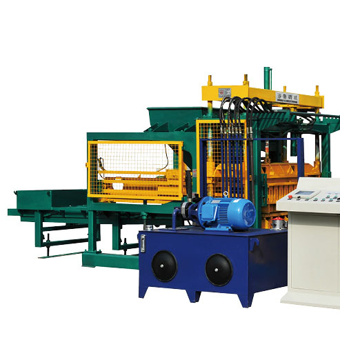 QT6-15B Brick Machine
