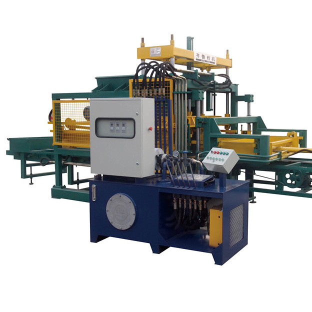 QT5-15A Block Machine