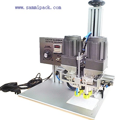 desktop capping machine