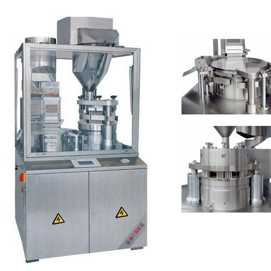 NJP1000/1200 Automatic Capsule Filling Machine