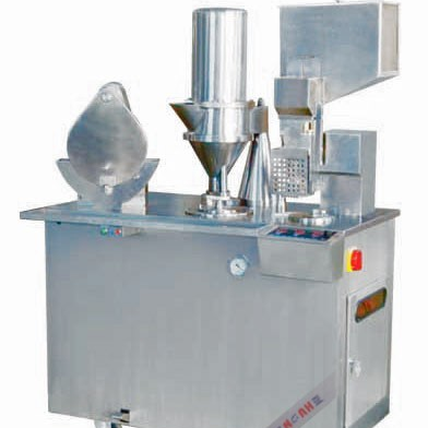 JTJ-I Semi-automatic Capsule Filling Machine