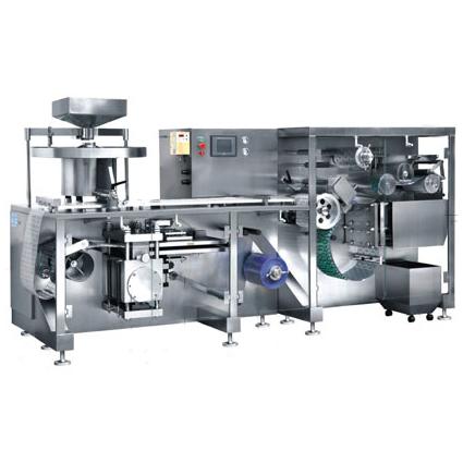 DPH250 High Speed Blister Packaging Machine