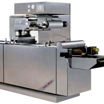 DPB420 Plate Plastic Blister Packing Machine