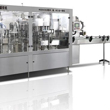 RCGF Juice & Tea Drink Filling Machine