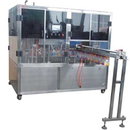 HF-ZLD-A Automatic Bag Filling and Capping Machine