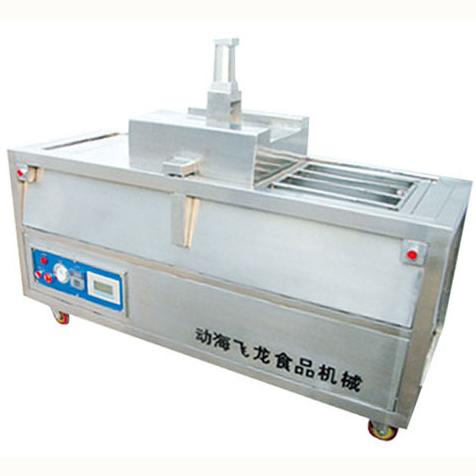 SC-40 Full-automatic Vertical Vacuum Packaging Machine