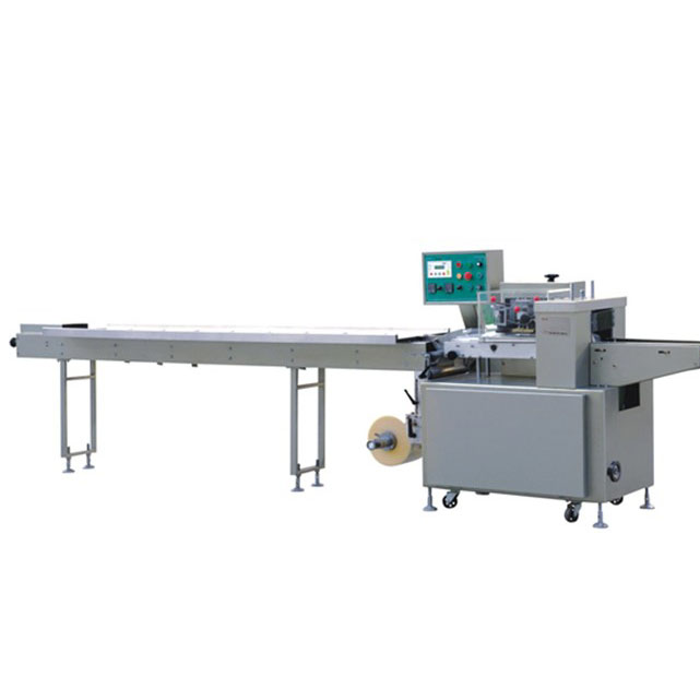 TB-120 Form Feeding at the Lower Part Pillow Packing Machine